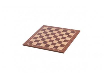 Dřevěná šachovnice 48 x 48 cm