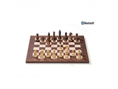 E-šachovnice Bluetooth - Rosewood ( bez figurek)
