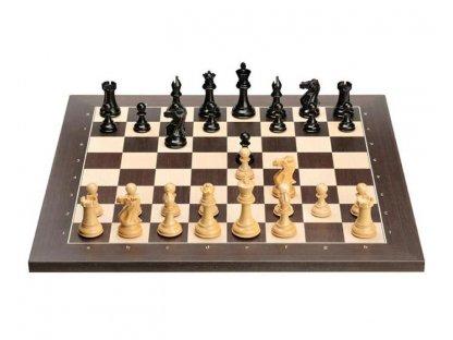 E-šachovnice turnajová - Wenge ( bez figurek )