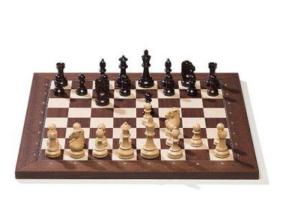 E-šachovnice USB - Rosewood ( bez figurek)
