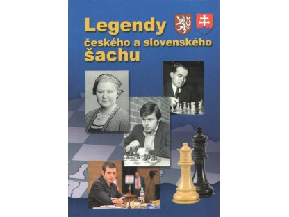 Chess book oly in Czech Language