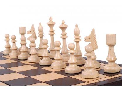 Luxusní šachová souprava - Club