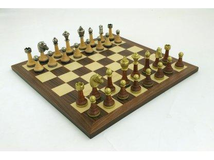 Luxusní šachová souprava Italfama Miláno