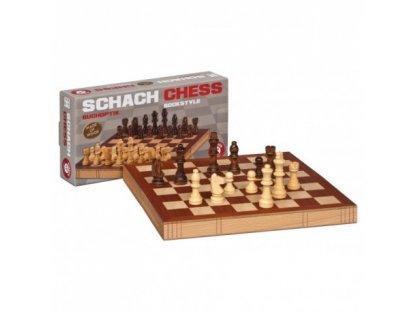 Piatnik Šachy Bookstyle