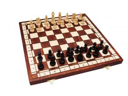 Šachová souprava Jowisz - originál Wegiel