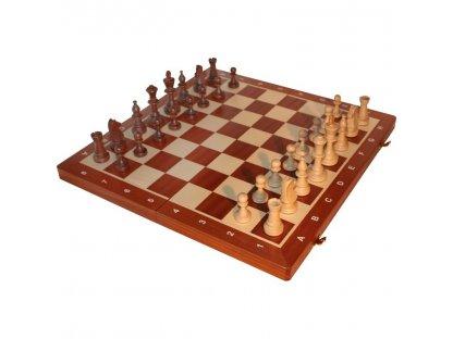 Šachová souprava - Wegiel - velikost 5