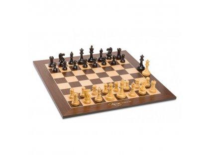 Set šachovnice a figur Judit Polgar - Luxusní šachy