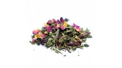 Bylinná směs - Kopřiva, meduňka, růže 250 ml