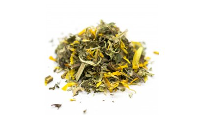 Herbal mix - Marigold, lemon balm, blackberry 250 ml