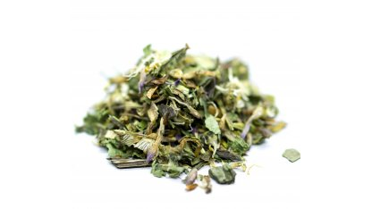 Herbal mix - Daisy, clover, plantain, nettle 250 ml