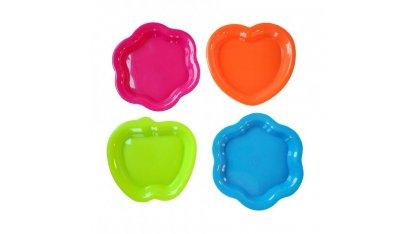 Miska plastová - různý tvar/barva