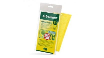 Mucholapka - lepové desky ArboBand