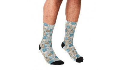 Šnečí ponožky unisex