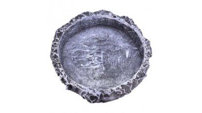 Miska terarijní šedá
