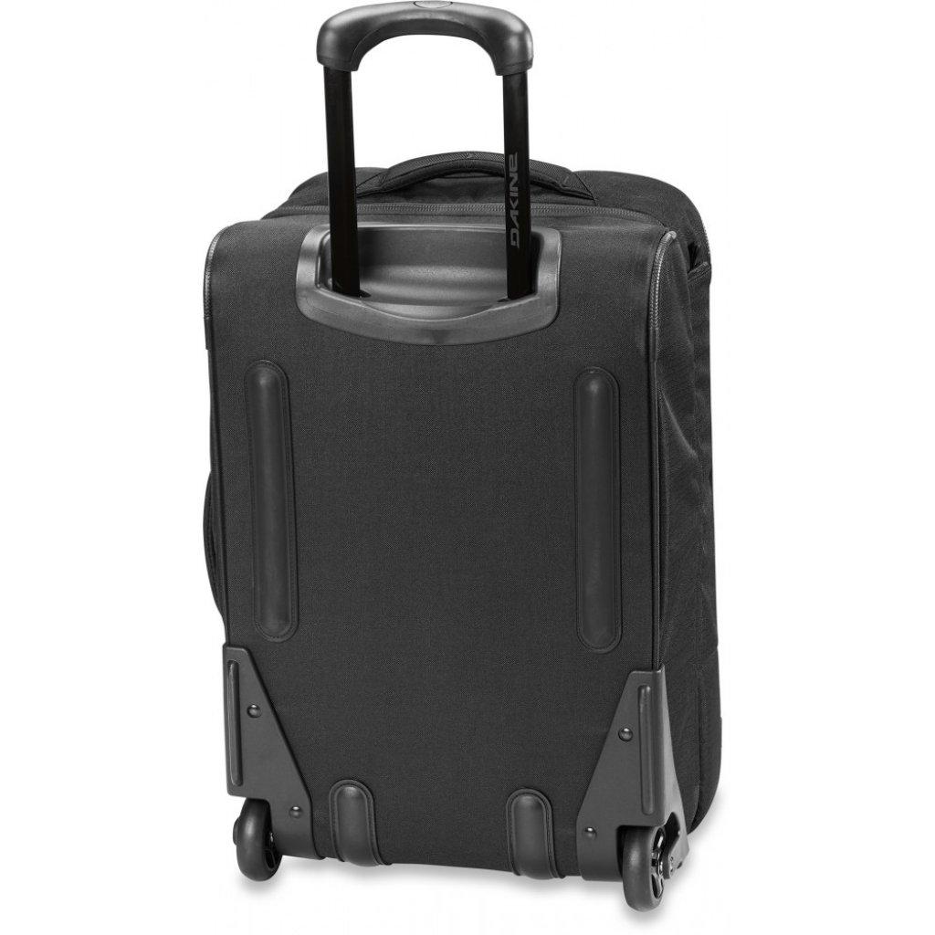 cestovní taška Dakine Carry On Roller 42L Black 2020