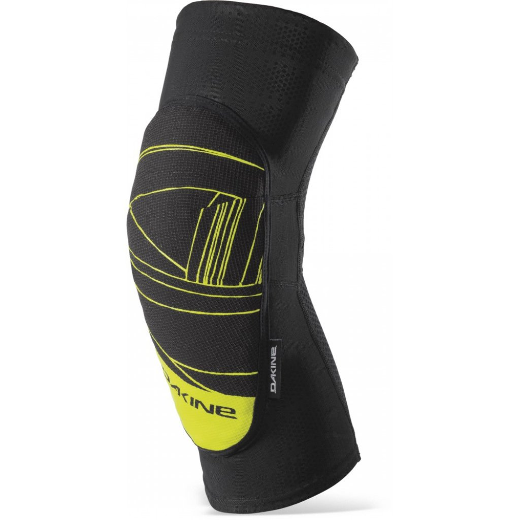 chrániče na kolena Dakine Slayer Knee Pad Sulphur