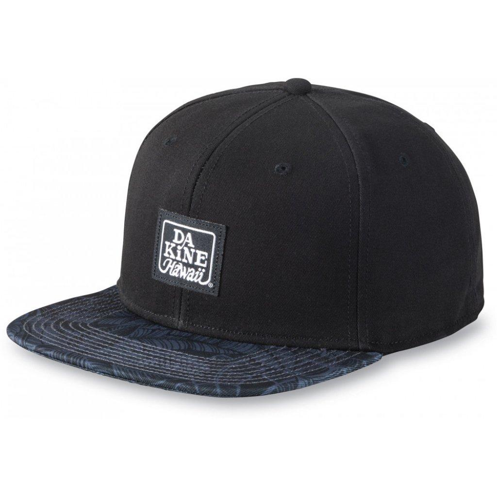 kšiltovka Dakine Ano Hat Black / Stencil Palm
