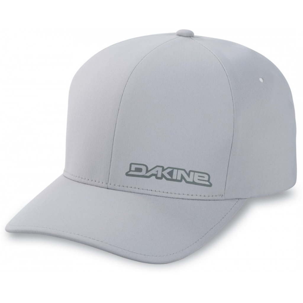 kšiltovka Dakine Delta Rail Hat Grey