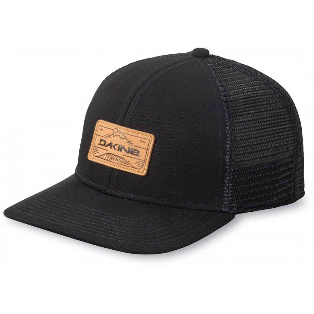 kšiltovka Dakine Peak To Peak Trucker Black