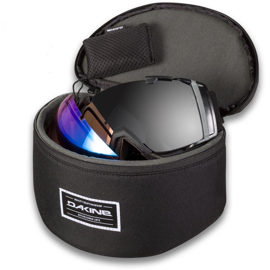 obal na brýle Dakine Goggle Stash Black