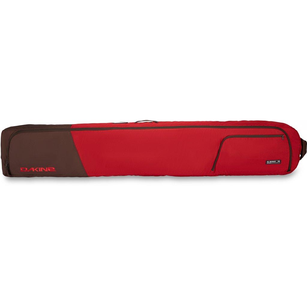 obal na lyže Dakine Fall Line Ski Roller Bag 175cm Deep Red