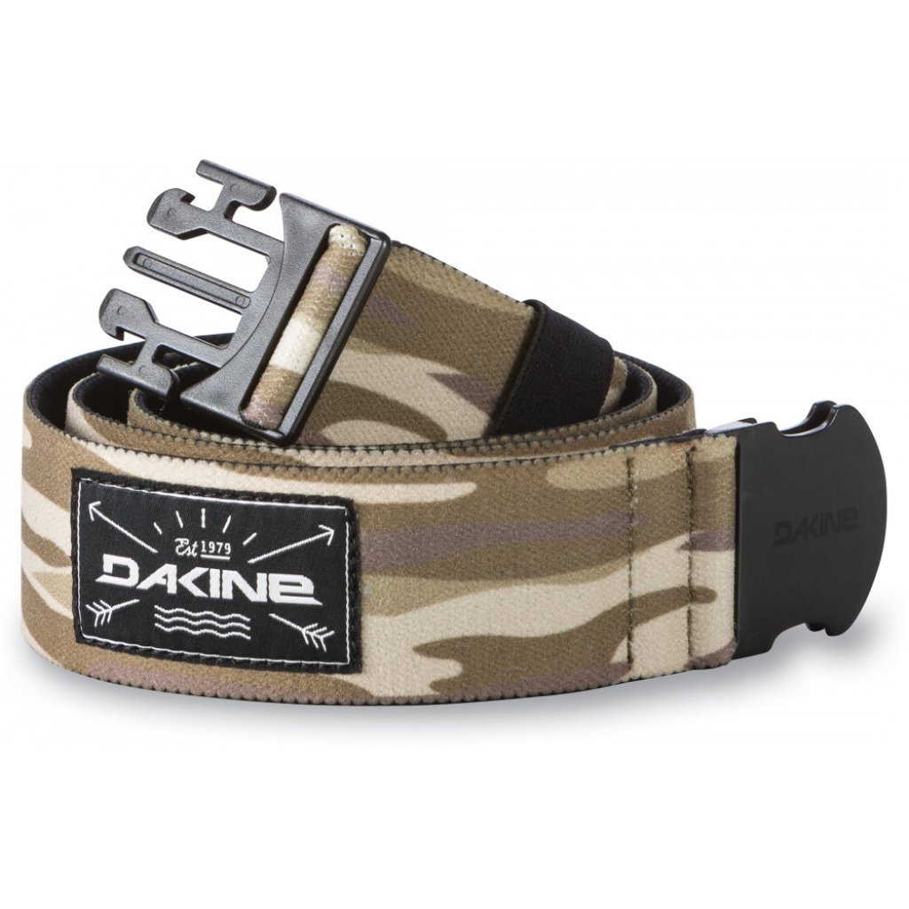pásek Dakine Reach Belt Field Camo