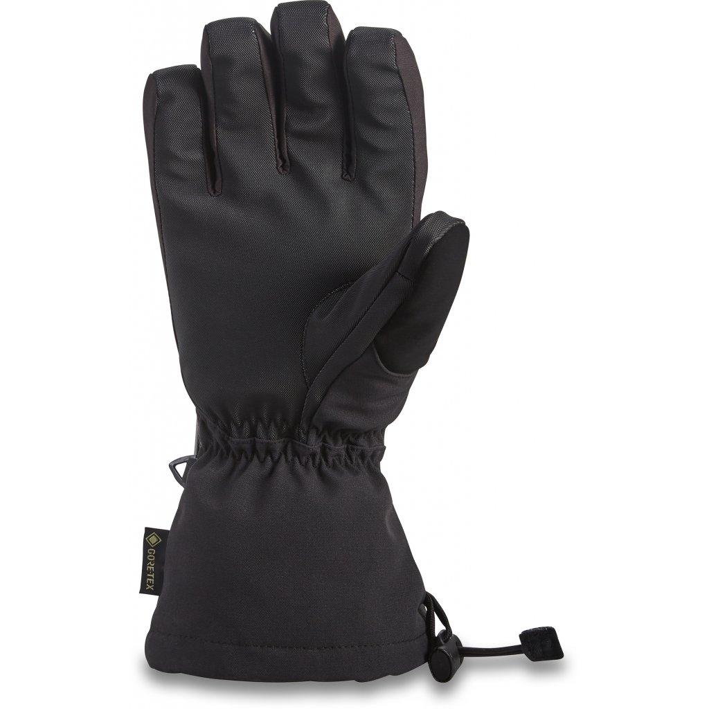 dámské rukavice Dakine Sequoia GORE-TEX Black