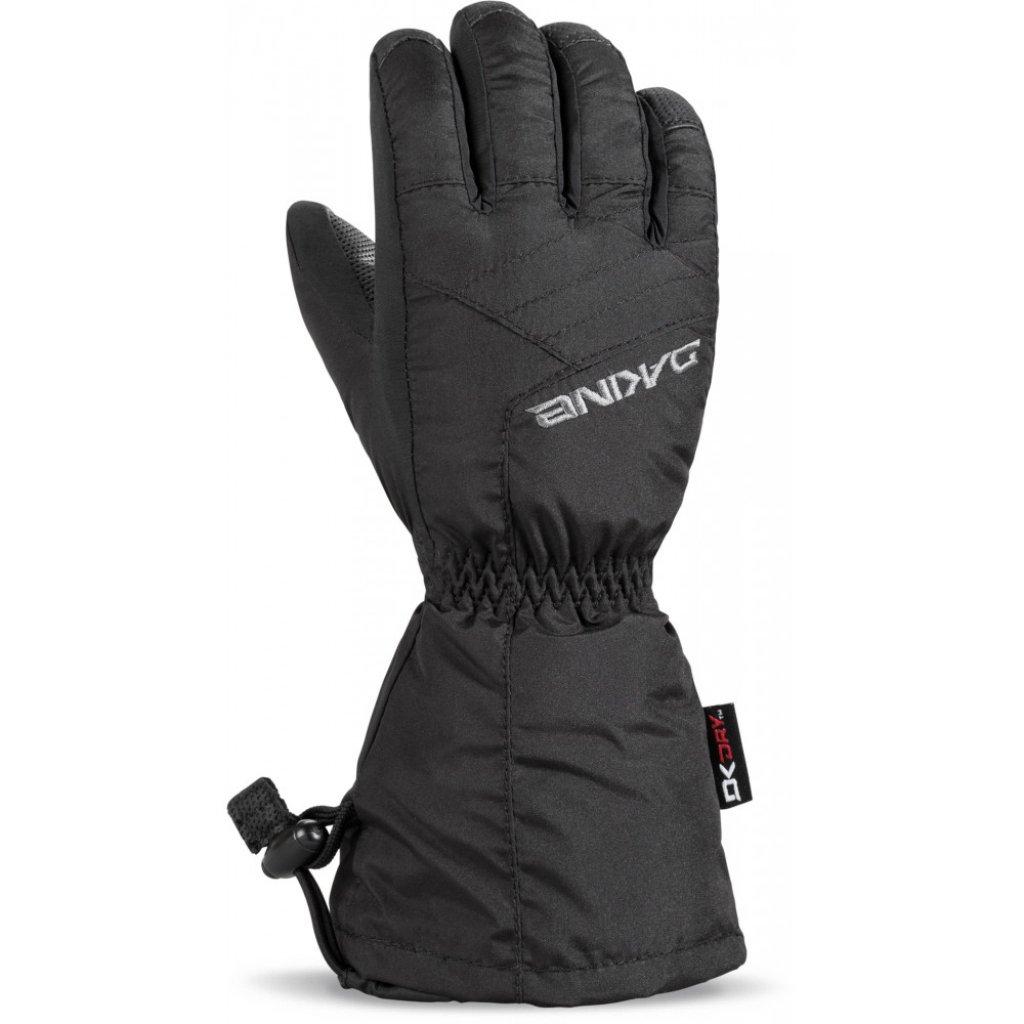 rukavice Dakine Tracker Black