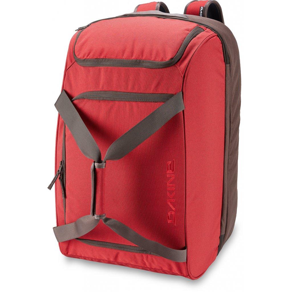 taška Dakine Boot Locker DLX 70L Deep Red
