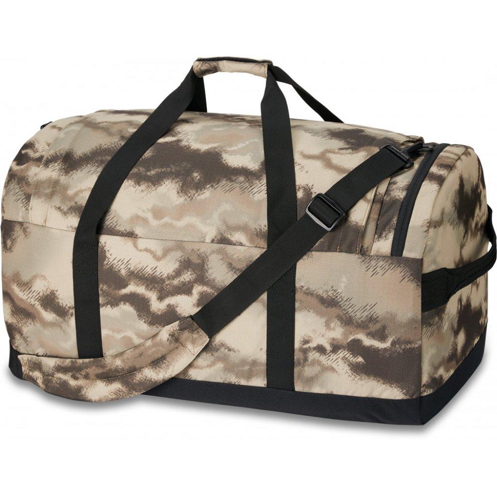 Dakine EQ 70L Duffle Bag - Ashcroft Camo in 2020   Bags