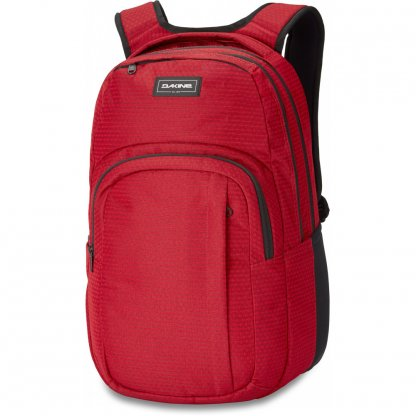 batoh Dakine Campus L 33L Crimson Red