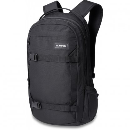 batoh Dakine Mission 25L Black 2020