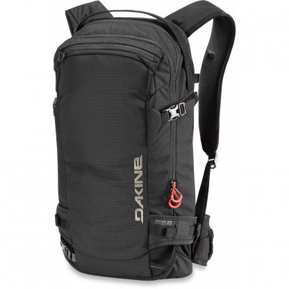 batoh Dakine Poacher 22L Black