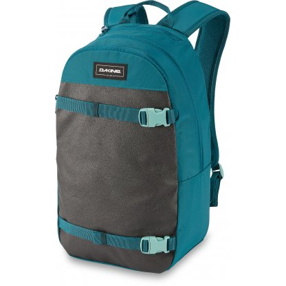 batoh Dakine URBN Mission 22L Digital Teal