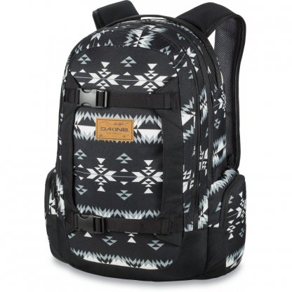batoh Dakine Womens Mission 25L Fireside