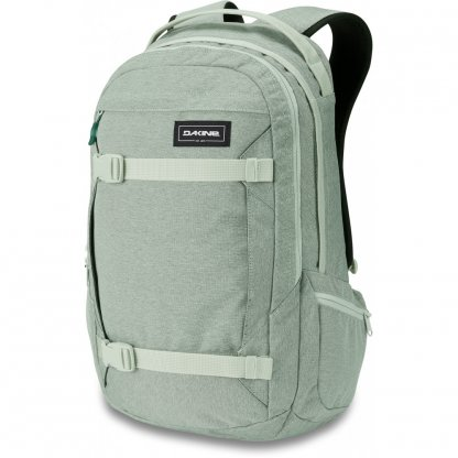 batoh Dakine Womens Mission 25L Green Lily