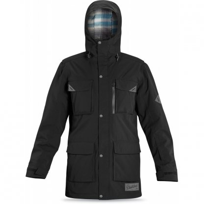 bunda Dakine Mansfield Insulated Black