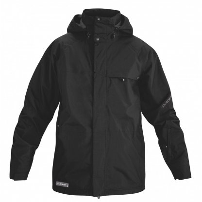 bunda Dakine Mens Atmos Jacket Black