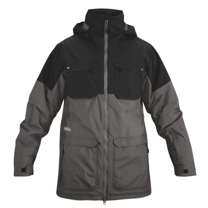 bunda Dakine Mens Force Jacket Black / Charcoal