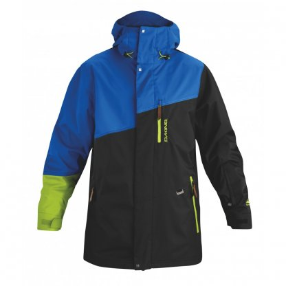 bunda Dakine Mens Ledge Jacket Black Pacific
