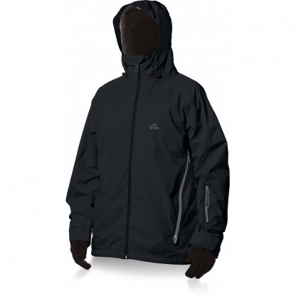 bunda Dakine Mens Piston Jacket Black