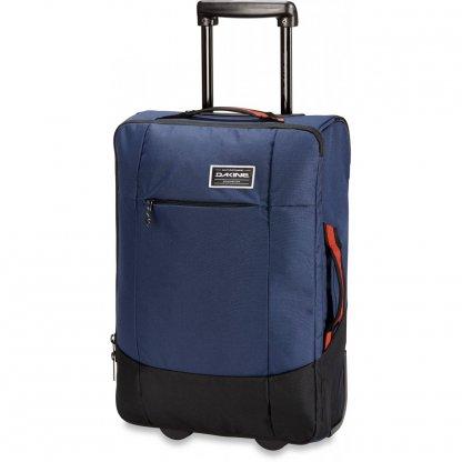 cestovní taška Dakine Carry On Roller 40L Dark Navy