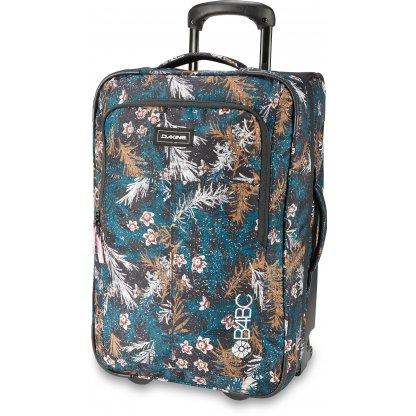 cestovní taška Dakine Carry On Roller 42L B4BC Floral