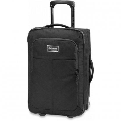 cestovní taška Dakine Carry On Roller 42L Black