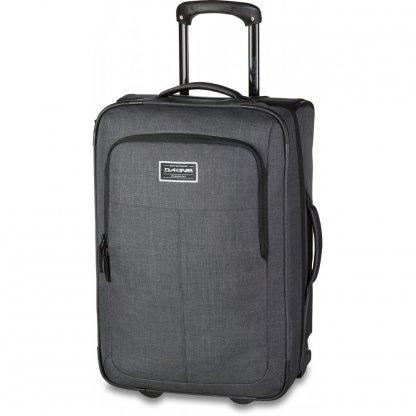 cestovní taška Dakine Carry On Roller 42L Carbon
