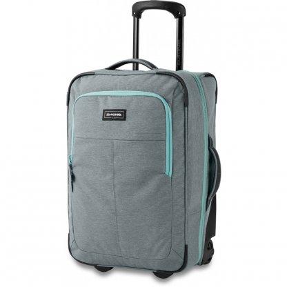 cestovní taška Dakine Carry On Roller 42L Lead Blue