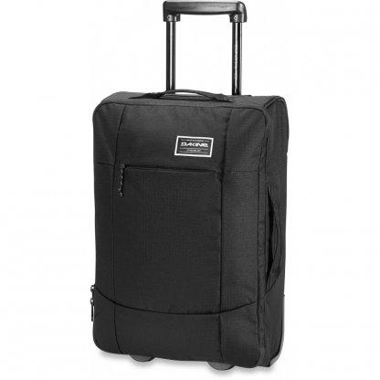 cestovní taška Dakine Carry On Roller EQ 40L Black