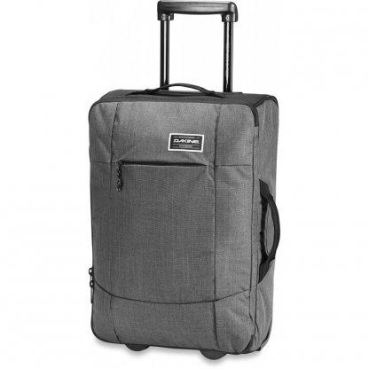 cestovní taška Dakine Carry On Roller EQ 40L Carbon
