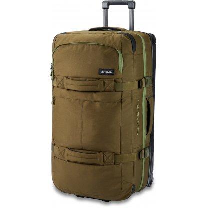 cestovní taška Dakine Split roller 110L Dark Olive
