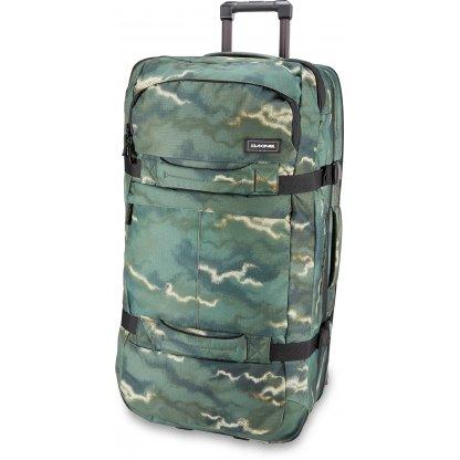 cestovní taška Dakine Split roller 110L Olive Ashcroft Camo